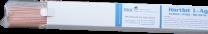 Hartlot L-AG 45SN, Silberlot blank