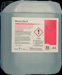 Rheinclim R, 5 Liter Kanister als Konzentrat, Reiniger für die Kälte- und Klimatechnik